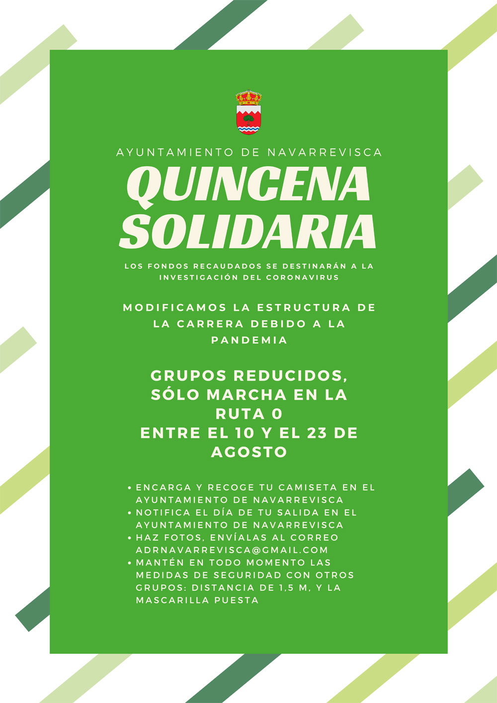 Quincena solidaria 2020