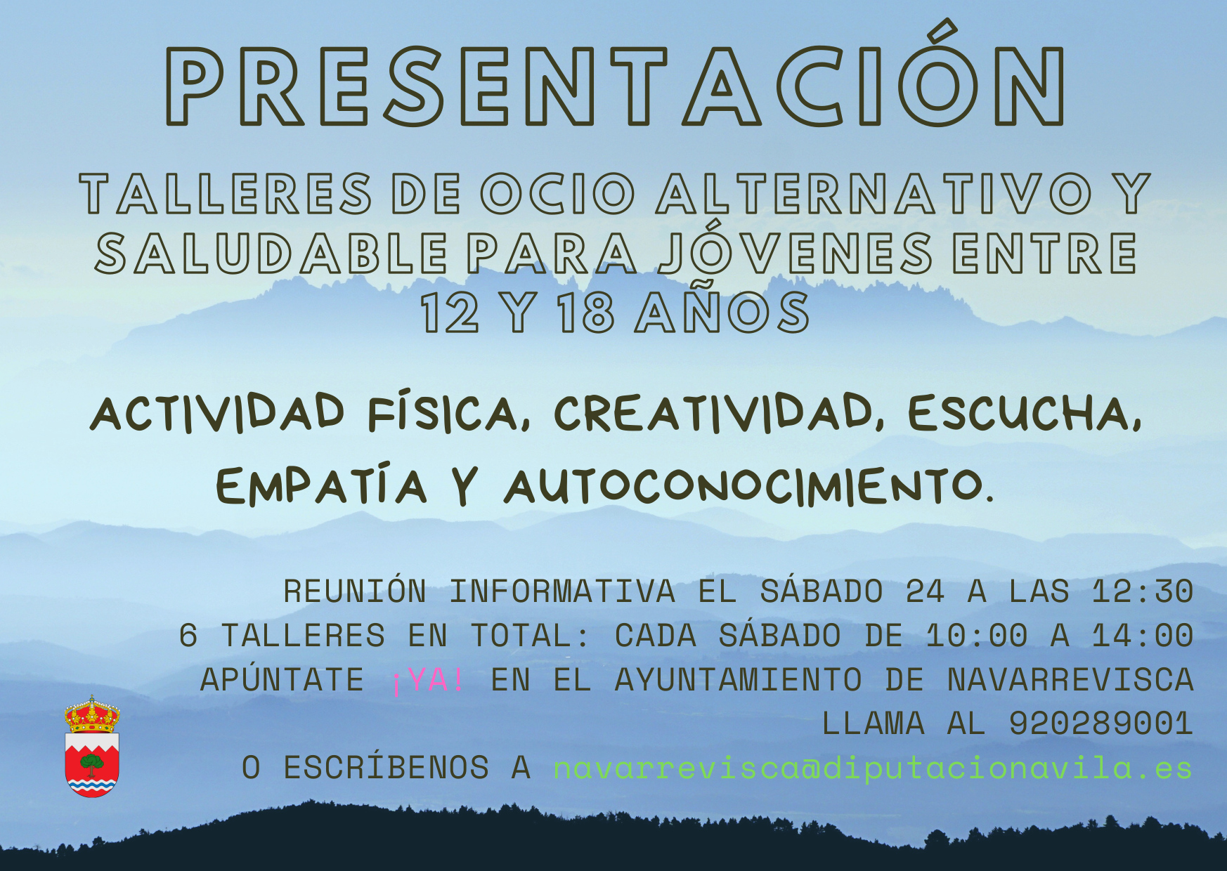 Talleres alternativos y creativos